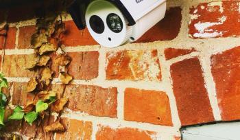 Household CCTV Install