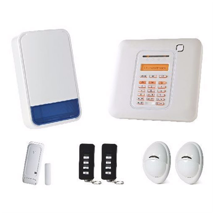 Wireless Alarm Systems, Keyways Locksmiths, Bury St. Edmunds